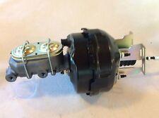 "60 61 62 63 64 65 66 Chev GMC truck 9"" dual power brake booster master cylinder"