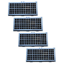 4x HQRP HEPA Filters for Miele S624 S658 S7210 S7260 S7280 S7580 S412 S768