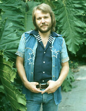 Benny Andersson UNSIGNED photo - E1523 - Former member of Abba