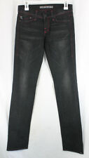 Rock Republic Jeans Cosbie Denim Womens Size 0, 25 Straight Leg Low Rise Sample