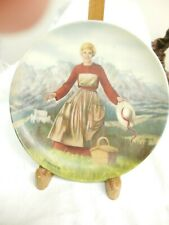 """The Sound of Music Collector Plate 1 of 8 """"The Sound of Music� ~ Knowles ~ 1986"""