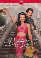 THE BEAUTICIAN AND THE BEAST -Timothy Dalton, Fran Dresche , Ian McNeice DVD