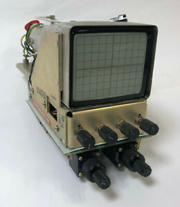 IFR FM/AM-1200S COMMUNICATIONS SERVICE MONITOR (CRT, POWER SUPPLY & CONTROLLER)