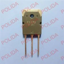 1PCS MOSFET Transistor HITACHI/RENESAS TO-3P 2SK1170 K1170