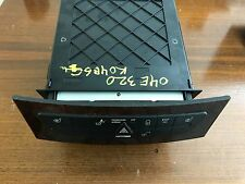 2004 Mercedes Benz E320 E Class CD Changer Heated Seat Switch Used