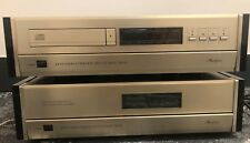 Accuphase DP-80 and DC-81