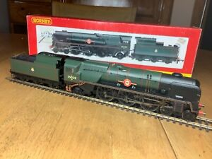Hornby R2204 BR 4-6-2 Merchant Navy Class Loco 35020 Bibby Line with TTS Sound
