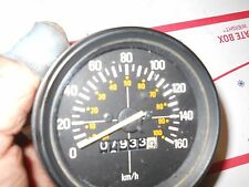 1978 Yamaha 440 Exciter 440: MECHANICAL SPEEDOMETER 7933 miles
