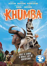 Khumba (DVD, 2013, Widescreen) Ships for FREE!  Dove Family Approved!
