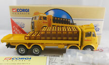 Sealed Corgi 97334 Atkinson 8 Wheel Rigid with Crates for Lucozade in 1:50 Scale