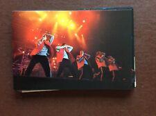 da7  postcard official take that fan club card a1020