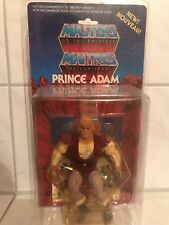 Masters Of the Universe principe Adam MOC MOTU HE MAN VINTAGE