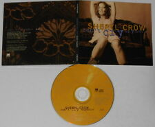 Sheryl Crow  Can't Cry Anymore   U.S. promo cd -  scarce!
