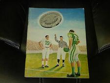 1971 MAC CONFERENCE COLLEGE FOOTBALL GUIDE AND YEARBOOK  LOTS OF PICTURES