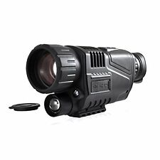 Pyle Pshtcm88 Handheld Night Vision Camera Video Lcd Rechargeable Battery