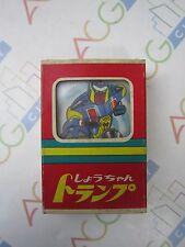 Anime Magne Robo Robot Gakeen Trump Poker Playing Cards Japan Vintage 1970s