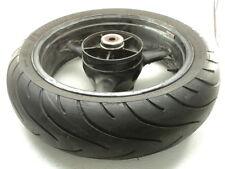 Kawasaki ZR750 ZR 750 Zephyr #6063 Aluminum Rear Wheel & Tire