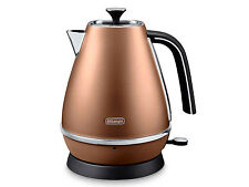 DeLonghi KBI2001CP Distinta Kettle - Style Copper - RRP $179.00 - HURRY LAST 5!