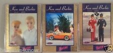 Barbie 1996 Tempo Trading Cards Ken And Barbie 1959-1995