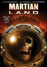 Martian Land (DVD, 2015)