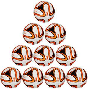 Adidas Brazuca Glider WM Ball Fußball Ballpakete Trainingsbälle Auslaufmodelle