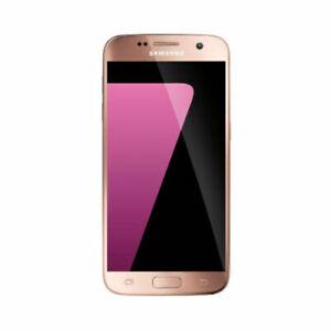 Samsung Galaxy S7 SM-G930A - 32GB - Pink / Rose Gold (AT&T) + GSM Unlocked
