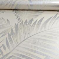 Nuevo Arthouse ARDITA Hoja Estampado Floral Motivo Metálico papel pintado 673002