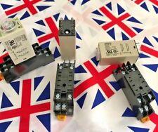 ⭐⭐  DC 12V Delay Timer Time Relay 0~60 Minute + H3Y-2 & Base UK SELLER  ⭐⭐