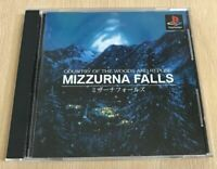 MIZZURNA FALLS COUNTRY OF THE WOODS AND REPOSE PS from Japan F/S with tracking