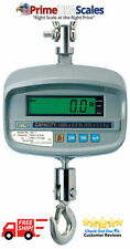 Crane Scale 500 lb CAS NTEP NC-1 Hanging Industrial Scale Wireless Remote