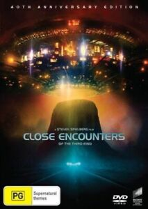 Close Encounters Of The Third Kind DVD TOP 1000 MOVIES SCI-FI Spielberg NEW R4
