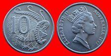 10 CENTIMOS 1993 AUSTRALIA-24763