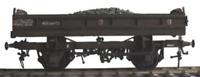 Cambrian C13 OO Gauge BR Mermaid Ballast Wagon Kit