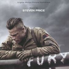 Steven Price - Fury [Original Motion Picture Soundtrack]