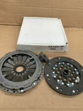 3pc Clutch Kit for Peugeot 406 806 Expert Citroen Dispatch 2.0 Hdi 225mm for DMF