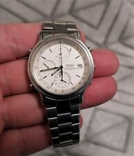 Seiko 7T32-6A50 A4 Quartz Chronograph Alarm Watch - not working