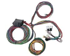 EAZY WIRING 12 CIRCUIT HARNESS KIT MINI FUSE BOX- SUIT HOT ROD, FORD, GM, MOPAR