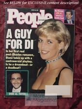 PEOPLE August 25 1997 8/25/97 PRINCESS DIANA JAN BERRY DIANE VON FURSTENBERG