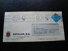 ESPAGNE - enveloppe 1er jour 5/5/1978 (2eme choix enveloppe jaunie)(cy24)spain