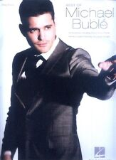 Michael Bublé The Best of Songbook Noten Klavier leicht Easy Piano