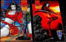"Shi ""Senryaku"" comic books 2, & 3"