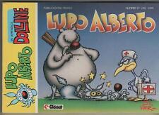 silver LUPO ALBERTO n.27 glenat  1987 originale
