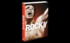 trilogia ROCKY 4 5 6 IV V VI - 3 DVD cofanetto nuovo sigillato slipcover EDICOLA