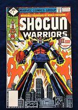 Shogun Warriors #1 (Marvel, Feb. 1979) 1st Raydeen, Combatra & Dangard Ace