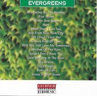 Evergreens - Various Artists (No Date CD Album)