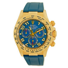 ROLEX 18K Yellow Gold 40mm Daytona Cosmograph 116518 Box Warranty MINTY G Serial