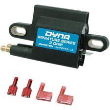 Dynatek miniature series coil dual-fire/dual-plug 3ohm - Dynatek-harley DC1-3