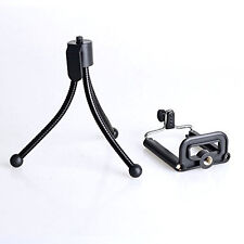 Mini Tripod Camera Stand Holder for iPhone 5 4S 4 LW