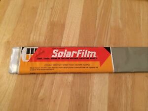 Solarfilm - gold 50X27  Shrink-on Covering Material for Flying Models