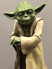 Star Wars Yoda figure (painted) (Height 16 Inches / 41 cms)